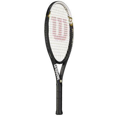 Wilson Hyper Hammer 5.3 Tennis Racket - Angled