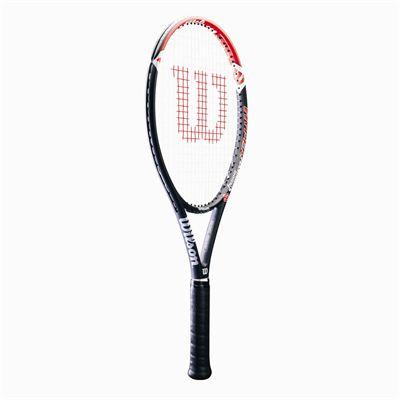 Wilson Hyper Hammer 5 Hybrid Tennis Racket - Front