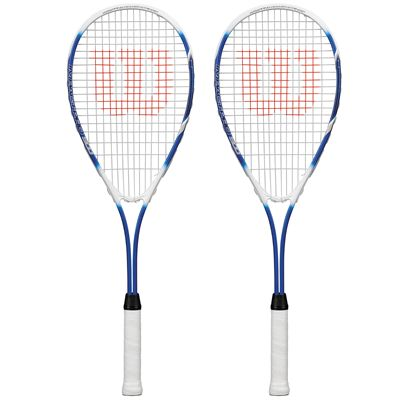 Wilson Impact Pro 500 Squash Racket Double Pack - main image
