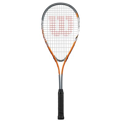 Wilson Impact Pro 500 Squash Racket - Orange