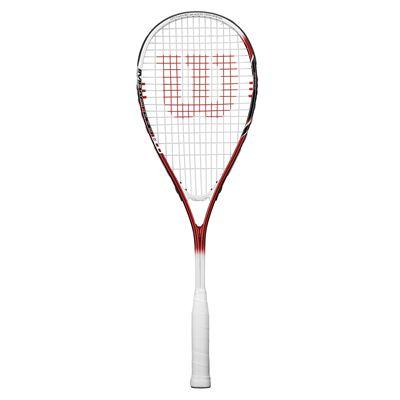 Wilson Impact Pro 900 Squash Racket Red