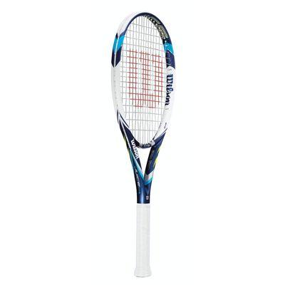 Wilson Juice 100L Tennis Racket - Side