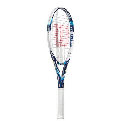 Wilson Juice 100UL Tennis Racket Angle