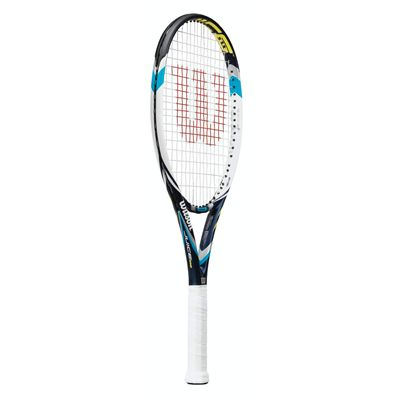 Wilson Juice 108 Tennis Racket - Side View