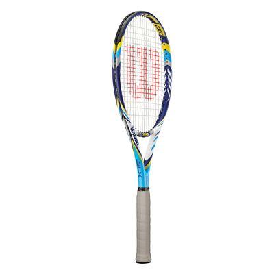 Wilson Juice 24 Junior Tennis Racket Side View
