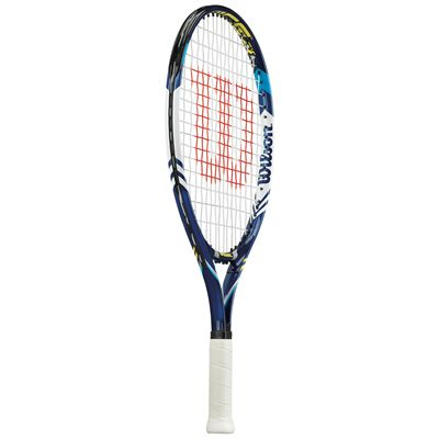 Wilson Juice Blue 21 Junior Tennis Racket - Side