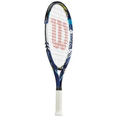 Wilson Juice Blue 23 Junior Tennis Racket - Side