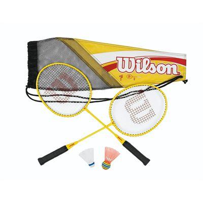 Wilson Junior 2 Player Badminton Set