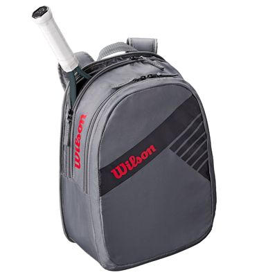 Wilson Junior Backpack - Grey - In Use