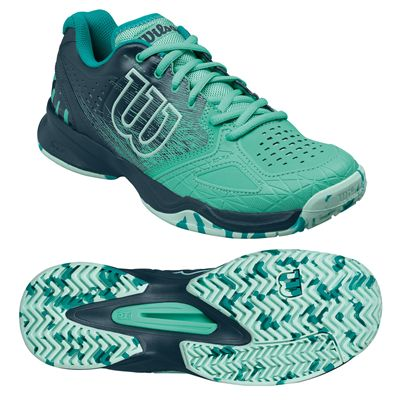 Wilson Kaos Comp Ladies Tennis Shoes SS17