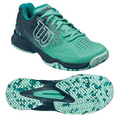 Wilson Kaos Comp Ladies Tennis Shoes SS17