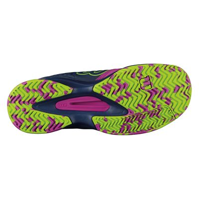 Wilson Kaos Comp Ladies Tennis Shoes-Sole