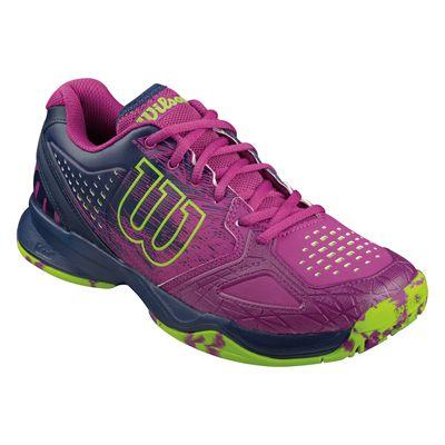 Wilson Kaos Comp Ladies Tennis Shoes-Standalone