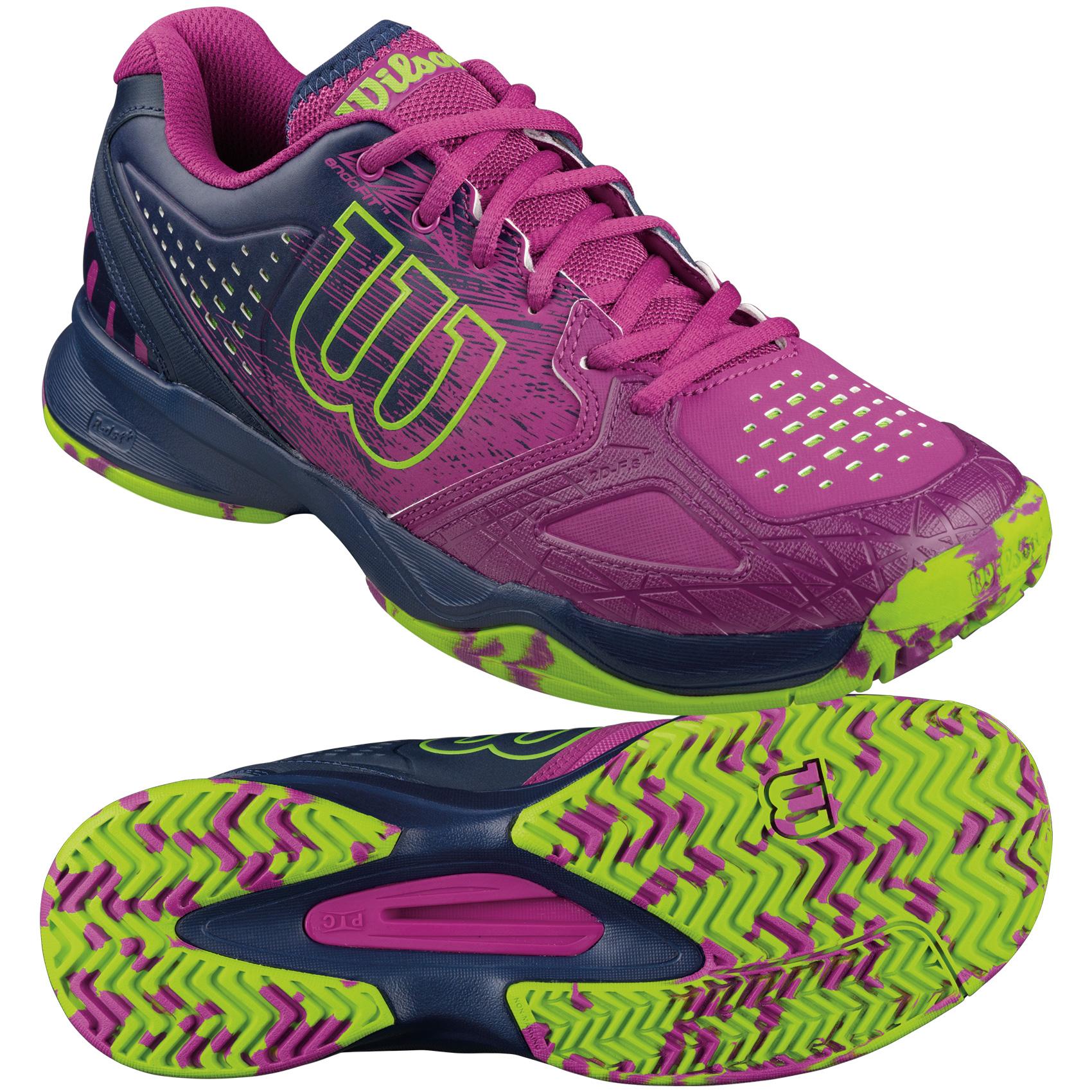 wilson kaos comp mens tennis shoes ss16 9 uk