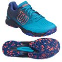 Wilson Kaos Comp Mens Tennis Shoes Navy/Blue