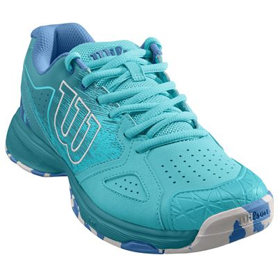 Wilson Kaos Devo Ladies Tennis Shoes - Angled