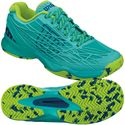 Wilson Kaos Ladies Tennis Shoes-Green