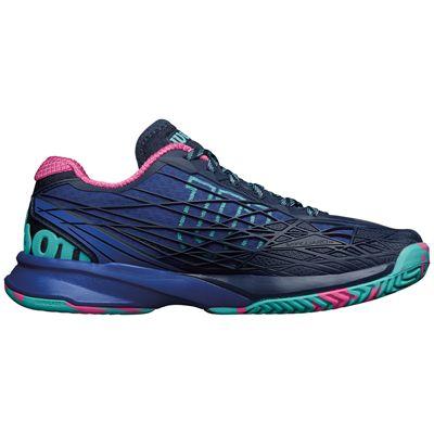 Wilson Kaos Ladies Tennis Shoes-Side Left