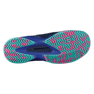 Wilson Kaos Ladies Tennis Shoes-Sole