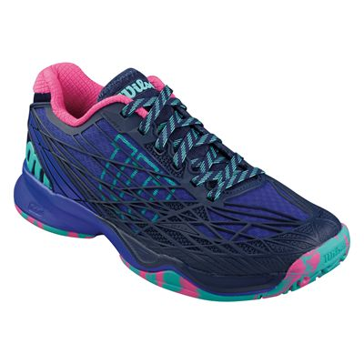 Wilson Kaos Ladies Tennis Shoes-Standalone