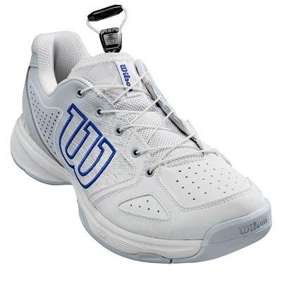 Wilson Kaos QL Junior Tennis Shoes - Slant