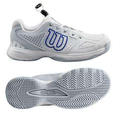 Wilson Kaos QL Junior Tennis Shoes