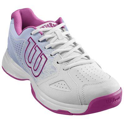 Wilson Kaos Stroke Ladies Tennis Shoes - Angled