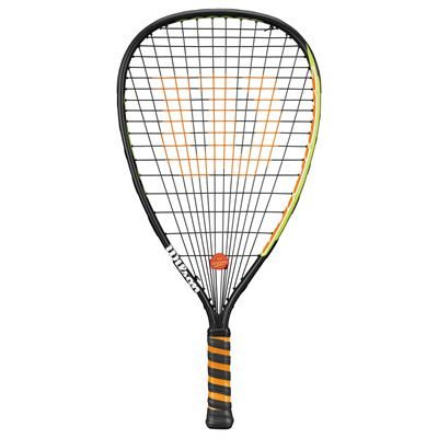 Wilson Krusher Racketball Racket-Front