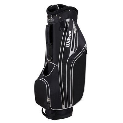 Wilson Lite Cart - Black
