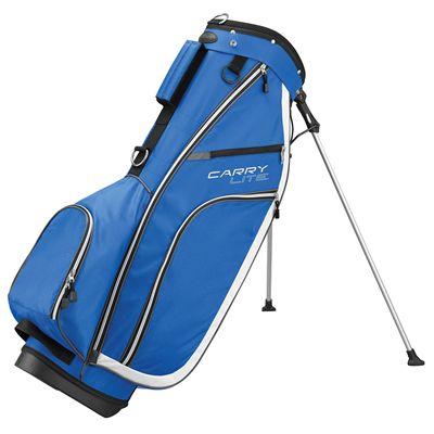 Wilson Lite Golf Carry Bag - Blue/White