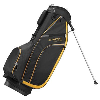 Wilson Lite Golf Carry Bag - Black/Gold