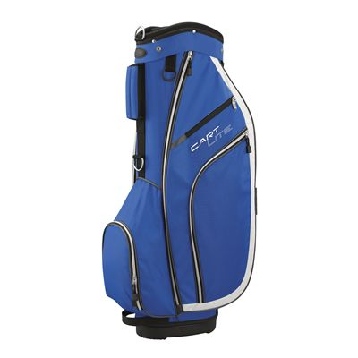 Wilson Lite Golf Cart Bag - Blue/White