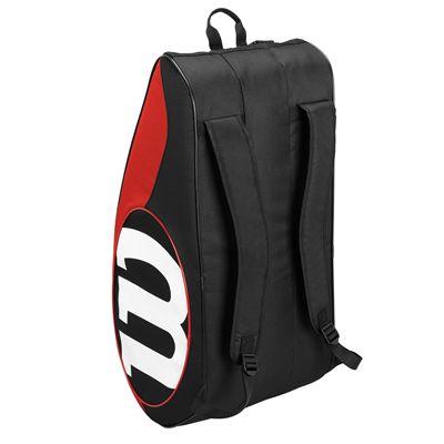 Wilson Match II 12 Racket Bag - Back