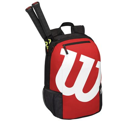 Wilson Match II Backpack  - In Use