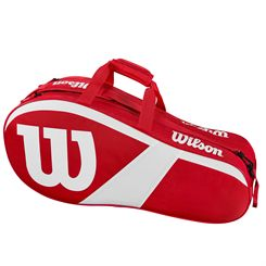 Wilson Match III 6 Racket Bag