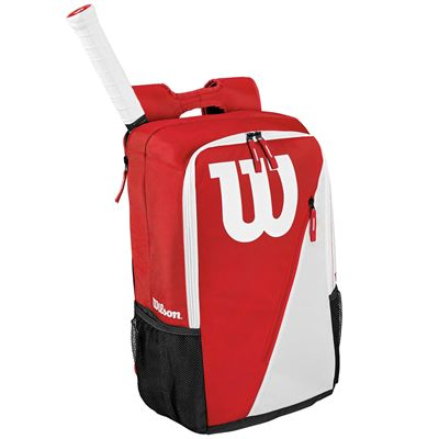 Wilson Match III Backpack - In Use