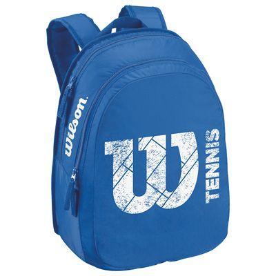 Wilson Match Junior Backpack-Blue