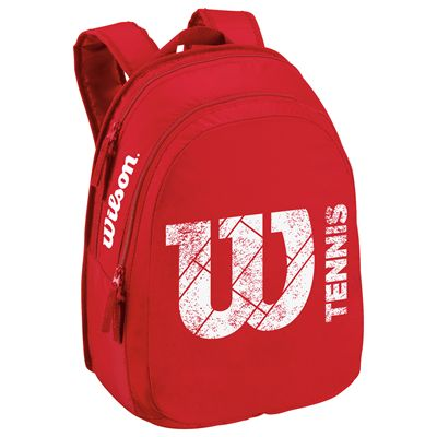 Wilson Match Junior Backpack-Red