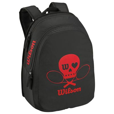 Wilson Match Junior Backpack - Black