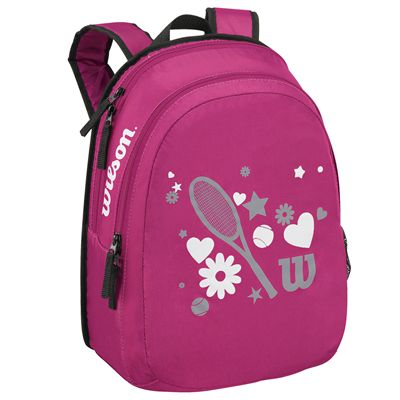 Wilson Match Junior Backpack - Pink