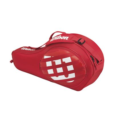 Wilson Match Triple Junior Racket Bag SS17 - Side
