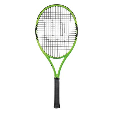 Wilson Monfils 100 Tennis Racket-front