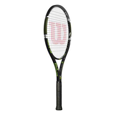 Wilson Monfils 100 Tennis Racket - Side View