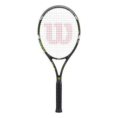 Wilson Monfils 100 Tennis Racket - Front View