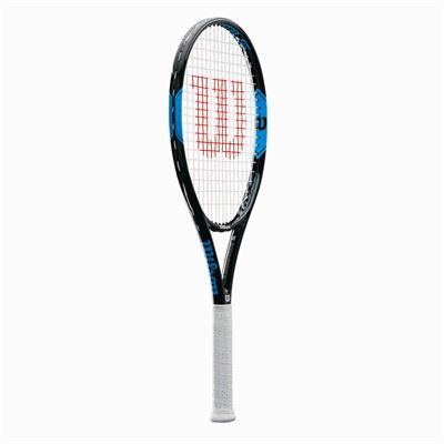Wilson Monfils Power 105 Tennis Racket - Angled
