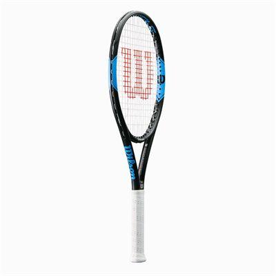 Wilson Monfils Pro 100 Tennis Racket - Angled