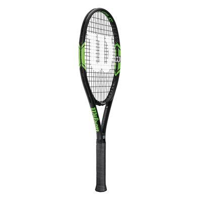 Wilson Monfils Tour 100 Tennis Racket SS17-side