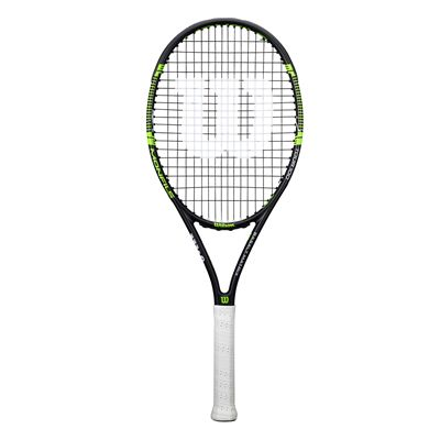 Wilson Monfils Tour 105 Tennis Racket - Front View