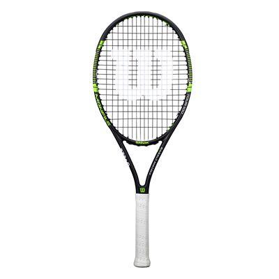 Wilson Monfils Tour 105 Tennis Racket - Front View