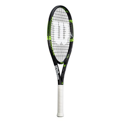 Wilson Monfils Tour 105 Tennis Racket - Side View
